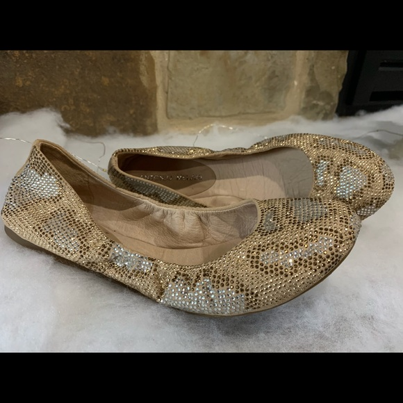 ANTONIO MELANI Shoes - Antonio Melani  Embellished Flats